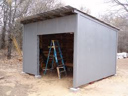 Plans To Build A Firewood Shed by Wood Pallet Shed Project