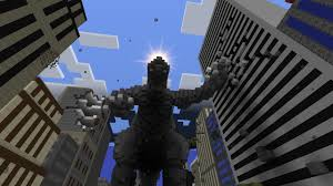 minecraft halloween city minecraft gorilla mod godzilla 25 godzilla 25 diamonds