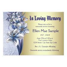 funeral service announcement wording funeral invitations announcements zazzle co uk