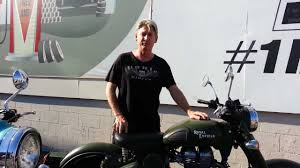 royal enfield seat height youtube