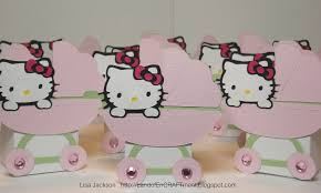 hello kitty party supplies for baby shower special offer paper
