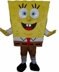 Spongebob Squarepants Halloween Costume Spongebob Squarepants Party Mascot Costume Mascot Costumes