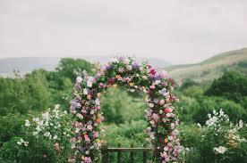 wedding arches uk uk lake district garden wedding stuart green
