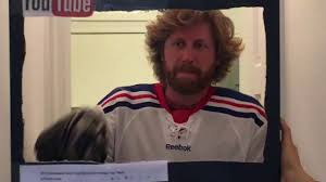 paul ryan halloween mask all hockey hair team halloween costume youtube