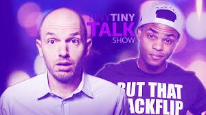 tiny tiny talk show ora tv