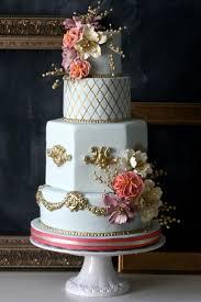 best 25 hexagon wedding cake ideas on pinterest gold hexagon