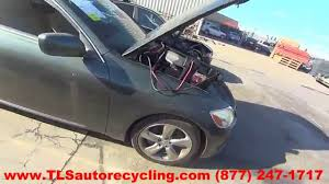parting out 2007 lexus gs 350 stock 5247yl tls auto recycling