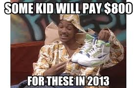 Sneaker Meme - sad but true the 50 most hilarious sneaker memes of all time complex