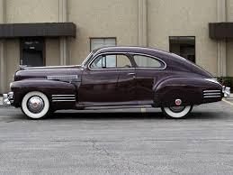 harwood motors 1941 cadillac series 61 sedanette sold