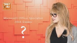 prep test mos excel 2016 exam 77 727 success 100 exam