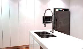 High End Kitchen Faucet by Faucet Delta Bellini Kitchen Faucet