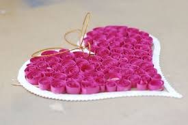 Diy Decorations For Valentine Day by Heart Shaped Diy Decorations For Valentine U0027s Day That Are Easy To Make
