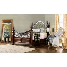 king size metal beds for less overstock com