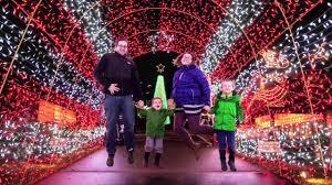 lights of christmas stanwood the lights of christmas festival 2016 youtube
