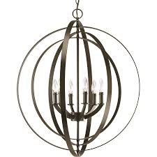 Tadpole Chandeliers by Shop Chandeliers At Lowes Com