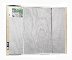 frost king wb marvin aws1037 adjustable window screen 10in high x
