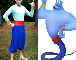 Genie Halloween Costume Genie Lamp Halloween Costume Aladdin Genie Costume