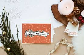 how to write the perfect christmas card greeting wild wagon co blog
