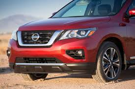pathfinder nissan black 2017 nissan pathfinder gains power style and a better tow rating
