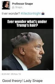Professor Snape Meme - professor snape snape ever wonder election night ever wonder