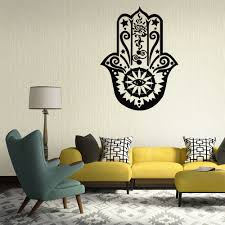 Wall Decals Mandala Ornament Indian by Yoga Mandala Om Indian Buddha Namaste Quote Wall Decal Home Decor