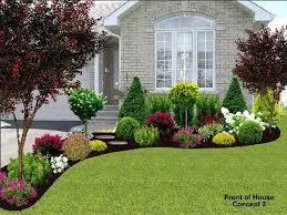 Front Lawn Garden Ideas Capricious Front Yard Garden Best 25 Landscaping Ideas On