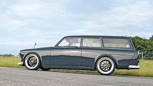 volvo station wagon swedens hottest volvo set to light up sin city at the 2006 sema