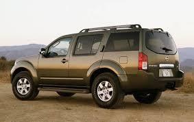 2007 Nissan Pathfinder Interior Used 2007 Nissan Pathfinder Suv Pricing For Sale Edmunds