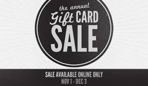 gift cards sale annual online gift card sale blue sushi sake grill