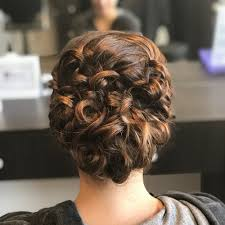 27 curly updos for curly hair see these cute ideas for 2018