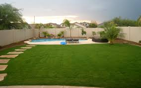 Basic Backyard Landscaping Ideas by Triyae Com U003d Simple Large Backyard Ideas Various Design