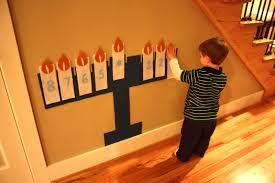 kid friendly decoration felt menorah repeat crafter me