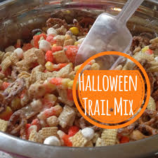 fun halloween trail mix let u0027s make it together youtube