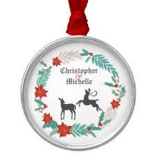 deer ornaments keepsake ornaments zazzle