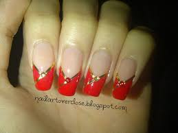 lunar chinese new year nail art tutorial youtube manicure designs