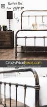 the 25 best metal bed frames ideas on pinterest iron bed frames