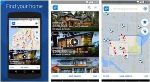 zillow app for android best real estate apps to sell or buy property 2017