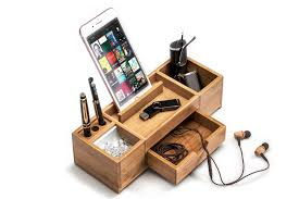 Office Desk Organizer by Bamboo Office Caddy And Desk Organizer Prosumer U0027s Choice