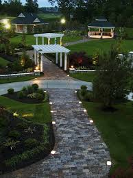 Patio Paver Lights Millennium Cobble Paver Lights Kit Low Voltage Lighting Kits By
