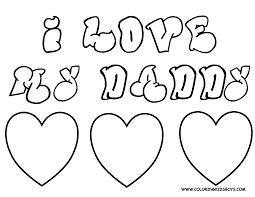 printable coloring pages miss you