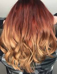 opposite frosting hair kit 20 radical styling ideas for your red ombre hair