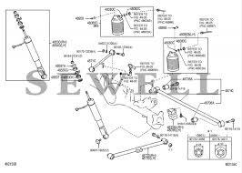 lexus is300 parts diagram suspension refresh kit oem parts only clublexus lexus forum