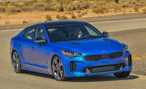 2018 kia stinger sport sedan costs 32 800 to start your move