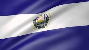 Salvadoran Flag El Salvador Animated Flag Youtube
