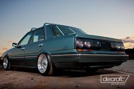 stanced nissan skyline strobing mark u0027s r31 skyline by killer rides pinterest