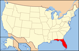 Daytona Florida Map by Volusia County Florida Wikipedia