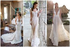 lace wedding gowns 50 beautiful lace wedding dresses to die for deer pearl flowers