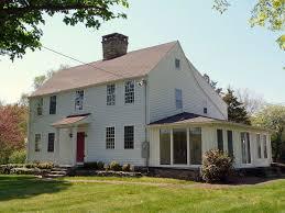 New England Saltbox House John Tyler House Branford Connecticut Wikipedia
