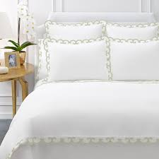 Green Duvets Covers Green White Duvet Cover Sets Sweetgalas