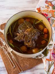savory roasting pan savory grass fed pot roast recipe